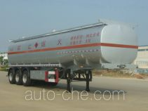 Fushi LFS9400GRY flammable liquid tank trailer