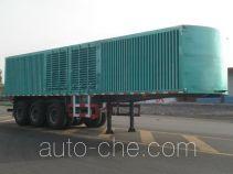 Fushi LFS9400XXY box body van trailer