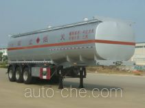 Fushi LFS9401GRY flammable liquid tank trailer