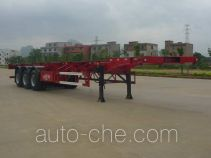 Fushi LFS9401TJZ container transport trailer