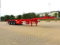 Fushi LFS9402TJZ container transport trailer