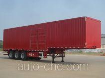 Fushi LFS9402XXY box body van trailer