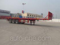 Jiayun LFY9400TPB flatbed trailer