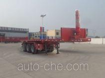 Jiayun LFY9400ZZXP flatbed dump trailer