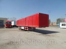 Jiayun LFY9401XXY box body van trailer