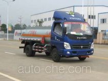 Yunli LG5040GJYF fuel tank truck