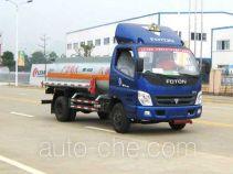 运力牌LG5040GJYF型加油车