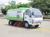 运力牌LG5073TSLQ5型扫路车
