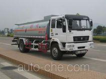 运力牌LG5160GJYZ型加油车