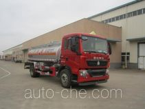 运力牌LG5160GYYZ4型运油车