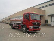 运力牌LG5160GYYZ5型运油车