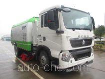 Yunli LG5160TSLZ street sweeper truck