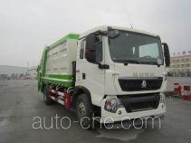 Yunli LG5160ZYSZ garbage compactor truck