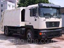 Yunli LG5162ZYS мусоровоз с задней загрузкой и уплотнением отходов