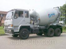 运力牌LG5181GJBA型混凝土搅拌运输车