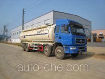 运力牌LG5241GFLC型粉粒物料运输车