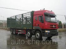 运力牌LG5241CSC型仓栅式运输车