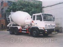 运力牌LG5243GJB型混凝土搅拌运输车