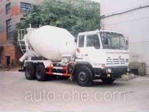 运力牌LG5244GJB型混凝土搅拌运输车
