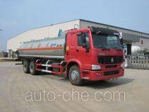 Yunli LG5250GHYZ chemical liquid tank truck