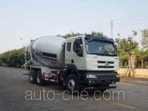运力牌LG5250GJBC5型混凝土搅拌运输车