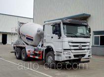 运力牌LG5250GJBZ4型混凝土搅拌运输车