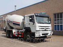 Yunli LG5250GJBZ5 concrete mixer truck
