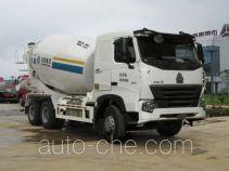 运力牌LG5250GJBZA7型混凝土搅拌运输车