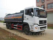 Yunli LG5250GJYD fuel tank truck