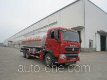运力牌LG5250GYYZ4型运油车