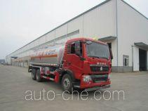 运力牌LG5250GYYZ5型运油车