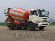 运力牌LG5251GJB型混凝土搅拌运输车