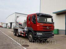 运力牌LG5251GJBLQ型混凝土搅拌运输车