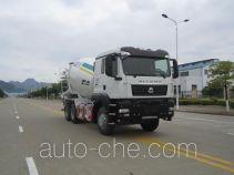 运力牌LG5251GJBZ4型混凝土搅拌运输车