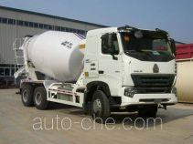 运力牌LG5251GJBZA7型混凝土搅拌运输车
