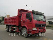 运力牌LG5251ZLJZ4型自卸式垃圾车