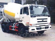 运力牌LG5252GJB型混凝土搅拌运输车