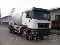 运力牌LG5252GJBX型混凝土搅拌运输车