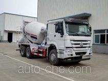 运力牌LG5252GJBZ4型混凝土搅拌运输车