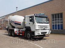 运力牌LG5252GJBZ5型混凝土搅拌运输车