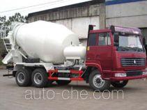 运力牌LG5253GJB型混凝土搅拌运输车