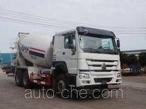 运力牌LG5253GJBZ5型混凝土搅拌运输车