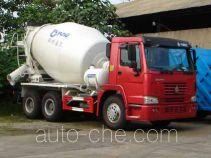 运力牌LG5254GJBZ型混凝土搅拌运输车