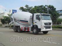 运力牌LG5254GJBZ4型混凝土搅拌运输车