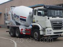 Yunli LG5255GJBZ4 concrete mixer truck