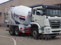 运力牌LG5255GJBZ5型混凝土搅拌运输车