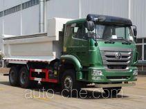 运力牌LG5255ZLJZ5型自卸式垃圾车