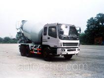 运力牌LG5256GJB型混凝土搅拌运输车