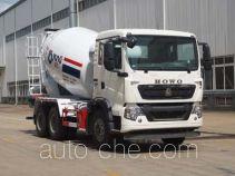 运力牌LG5256GJBZ4型混凝土搅拌运输车