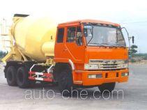 运力牌LG5257GJB型混凝土搅拌运输车